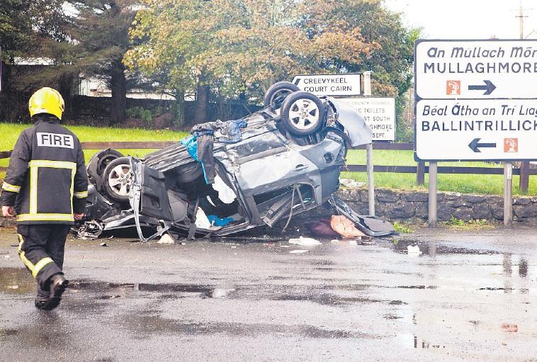 Sligo Car Crash