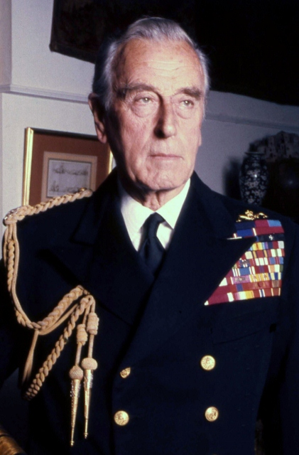 ANNIVERSARY: Lord Louis Mountbatten.