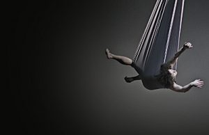 "SUSPENDED: The aerial dance production ""Second Coming"" will open the Fleadh festivities at the Hawk's Well."