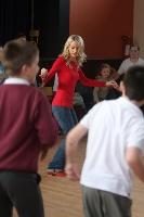 DANCING SHOES: Leitrim dancer Edwina Guckian will begin Sean Nos and Swing Dancing classes in Manorhamilton next week.