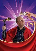 FRESH: Neil Delamere comes to Sligo this month.
