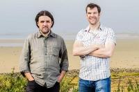 CONCERT: Seamie O'Dowd (left) and Kieran Quinn.