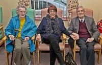Susan McCann visits  Community Nursing Unit at Ballymote