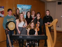 MUSIC: The Sligo traditional group Beogacht will compete in the Siansa Gael Linn All-Ireland Finals on April 26.