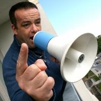 COMEDY: Sligo stand-up John Colleary.