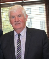 RETIRING: Following 17 years of service to the NW Hospice, John Kelly is retiring.