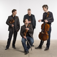 RETURNING: The Vogler Quartet will once more return to helm Music in Drumcliffe.