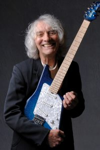 AX MAN: Guitar legend Albert Lee has shared the stage with Eric Clapton, Dolly Parton and Sheryl Crow.