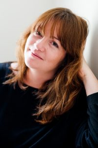 AUTHOR: Eimear McBride will present an evening in conversation at the Hawk's Well on June 11.