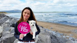 AMBASSADOR: Kira Walton who is Ireland's ambassador for Global Wellness Day.