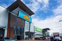 DEAL: The Carraroe Retail Park has been acquired as part of a property deal for a sum understood to be in the region of €172 million.