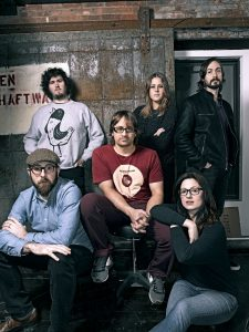 WHEATUS: The New York band will headline the second night of the Sligo Summer Festival.