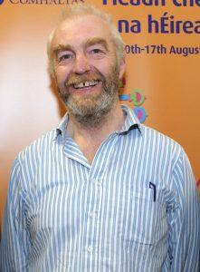 ALL SYSTEMS GO: Sligo Fleadh Cheoil chairman Bartley Gavin