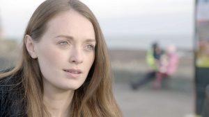 STAR: Sligo actress Alva Trill pictured here in the TV3 drama Red Rock.