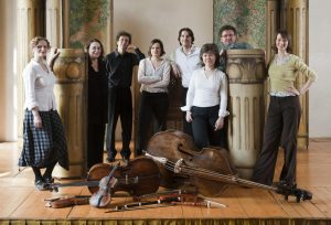 VISITORS: Prague Baroque group Collegium Marianum will perform this weekend as part of the Sligo Festival of Baroque Music.