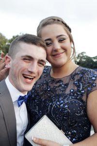 Shane McGowan and Oneisa Brennan