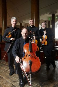 CONCERT: The Vanbrugh Quartet will kick-off the Con Brio 2015/16 music series with a performance in The Model on Friday, October 15. Picture by Miki Barlok.