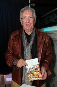 """TICKET MASTER: Sligo entrepreneur Tommy Higgins launched his autobiography """"Just The Ticket"""" on Friday last. All profits from the book will go to the North West Hospice."""
