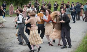 DANCE: A scene from Ken Loach's 2014 film 'Jimmy's Hall'.
