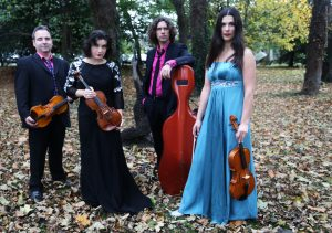 CONCERT: The ConTempo Quartet will play in Sligo tomorrow evening.