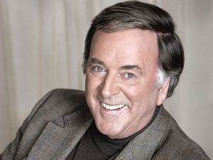 ICON: Broadcasting legend Terry Wogan, who passed away last week.