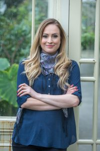 """MENTOR: Having won """"Supergarden"""" in 2012, Leonie Cornelius is now a mentor on the show"""