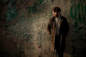 TROUBADOR Songwriter extroadinaire Declan O'Rourke performs in Sligo this month.