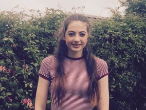 LIFESAVER: Ruth Conlon Oates called upon her lifeguard training.