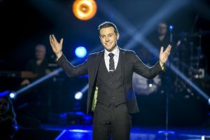 MUSIC AND CHAT: Nathan's Christmas special for RTE last year has prompted the national broadcaster to record four more shows with the star.