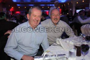 Alan Blanc and Glenn Young - Sligo Weekender | Sligo News | Sligo Sport