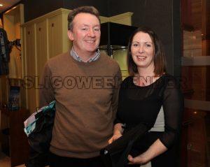 Denis Joyce and Martina Malone - Sligo Weekender | Sligo News | Sligo Sport