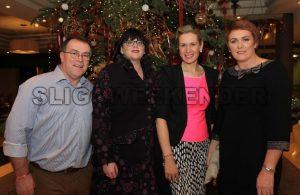 Eamonn Doyle, Claire O'Donnell, Pamela Mc Ginty and Louise Foy - Sligo Weekender | Sligo News | Sligo Sport