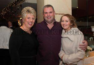 Jayne Wallace, Nigel Wallsce and Tricia Watson - Sligo Weekender | Sligo News | Sligo Sport
