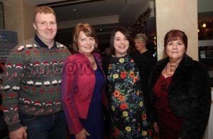 Paul Butler, Liz Watters, Michelle Butler and Margaret Maree - Sligo Weekender | Sligo News | Sligo Sport