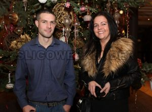 Stephen Rowlette and Sarah Brennan - Sligo Weekender | Sligo News | Sligo Sport