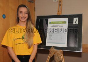boston Helen Monahan volunteer.jpg - Sligo Weekender | Sligo News | Sligo Sport