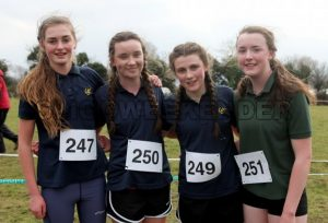 athletics Ursuline Intermediate team.jpg - Sligo Weekender | Sligo News | Sligo Sport