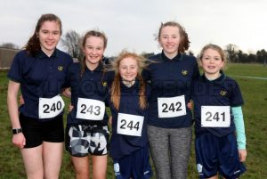 athletics Ursuline team.jpg - Sligo Weekender | Sligo News | Sligo Sport