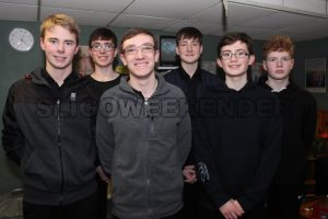 oliver backstage crew.jpg - Sligo Weekender | Sligo News | Sligo Sport