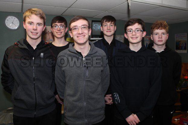 oliver backstage crew.jpg - Sligo Weekender | Sligo News | Sligo Sport