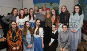oliver snr girls chorus.jpg - Sligo Weekender | Sligo News | Sligo Sport
