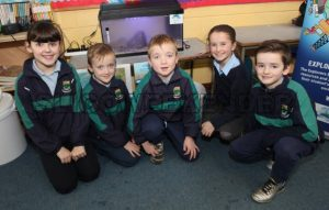 school Kealey Stephen Rory Aoife Callum.jpg - Sligo Weekender | Sligo News | Sligo Sport