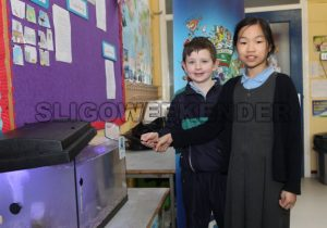 school Sean Ella.jpg - Sligo Weekender | Sligo News | Sligo Sport