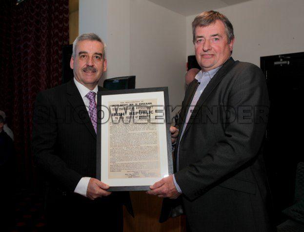 garda Carr Barrett presentation.jpg - Sligo Weekender | Sligo News | Sligo Sport