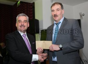 garda Casey Carr presentation.jpg - Sligo Weekender | Sligo News | Sligo Sport