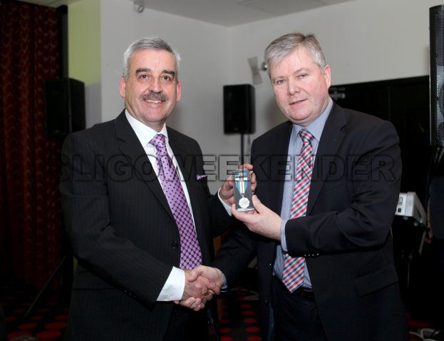 garda Clancy Carr presentation.jpg - Sligo Weekender | Sligo News | Sligo Sport