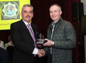 garda Flynn Carr presentation.jpg - Sligo Weekender | Sligo News | Sligo Sport