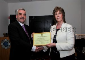 garda Murray Carr presentation.jpg - Sligo Weekender | Sligo News | Sligo Sport