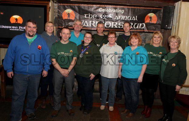 warriors Committee.jpg - Sligo Weekender | Sligo News | Sligo Sport