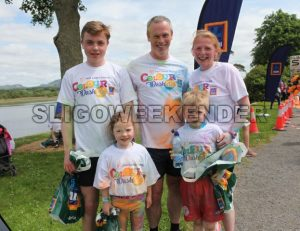 01 new colour Hunter family.jpg - Sligo Weekender | Sligo News | Sligo Sport